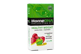 Healthy weight analysis + report DNA collection kit