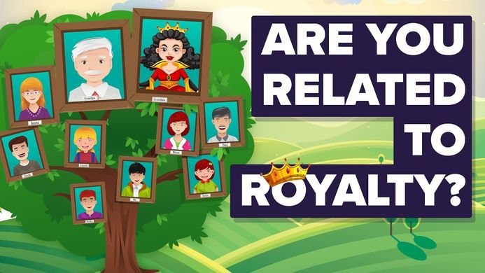 Are You Related To Royalty? - clipzui.com